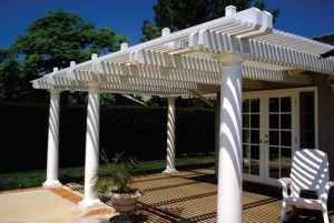 Shade Arbors & Aluminum Pergolas in Houston, Conroe & The Woodlands