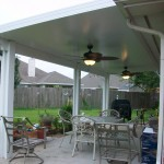 Patio Covers in Houston TX With Insulated Roof Panels