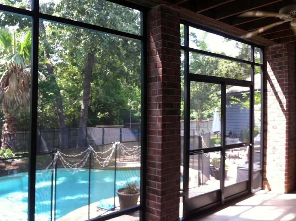 Screened In Porches in Conroe, Willis, & Montgomery