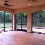 Custom Screen Rooms in Houston