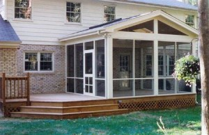 Screen Rooms And Screened Porch Enclosures
