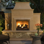 Custom Outdoor Fireplaces in Houston TX