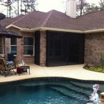 Screened Porches in Kingwood, Humble, Willis & Conroe