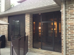 Patio Enclosure in The Woodlands