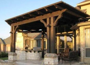 Patio Builders In Houston Texas Covers Pergolas Screen