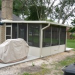 Screen Patio Enclosure in Katy TX