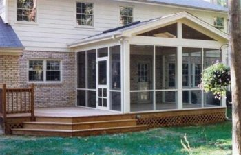 Screened Patio Enclosures in Montgomery, TX