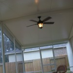 Screened Patio Room in Tomball