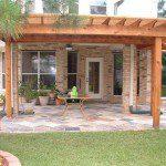 Cedar Pergola in The Woodlands, Montgomery, & Conroe Texas