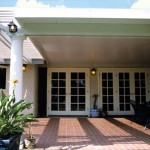 Aluminum Covered Patios in Houston, Katy, Sugar Land, & Cypress