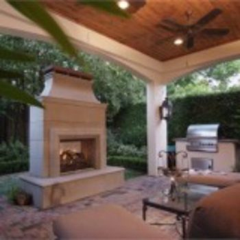 Custom Outdoor Fireplaces In Houston Tx Lone Star Patio