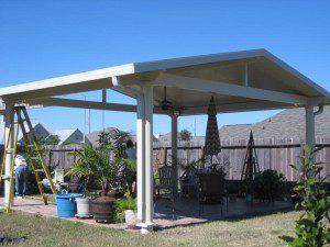 Patio Shade Cover in Conroe, TX
