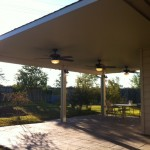 Insulated Patio Roof Panels in Houston