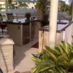 Custom Outdoor Kitchen Builders in Houston