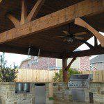 Cedar Patio Covers in Houston