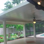 Simple Patio Shade Cover