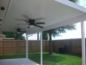 Affordable Tomball Covered Patio