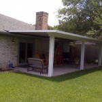 Aluminum Covered Patios In Kingwood