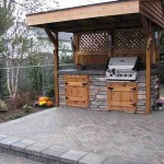 Covered Outdoor Kitchens in Katy