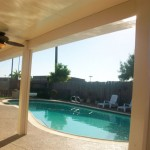 Covered Patios For Backyard Shade in Houston