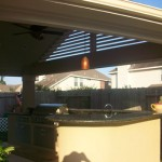 Houston Patio Cover & Outdoor Kitchen