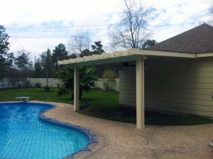 Covered Patios in Montgomery