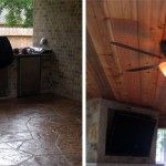Custom Covered Patio Design Options in Houston