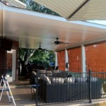 Aluminum Covered Patio & Deck in Houston