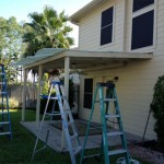 How A Covered Patio Is Built