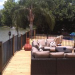 Patio Deck Lake Conroe