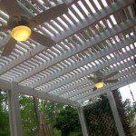 Pergolas & Outdoor Ceiling Fans in Katy, Texas