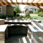 Custom Cedar Pergola Construction