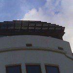Rooftop Pergola Construction