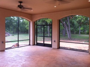 Houston Screened Porches & Enclosures by Lone Star Patio Builders