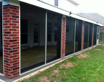 Willis Screen Rooms Builder