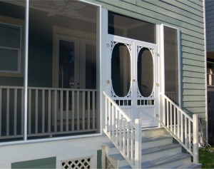 Screened in Porches Humble