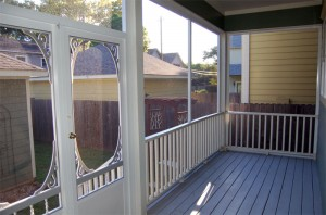 Screened Porches in Humble