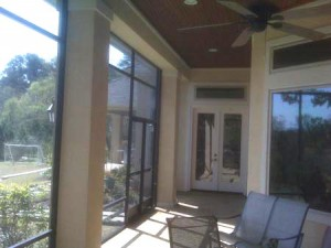 Screen Patio Porch In Tomball Texas
