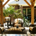 Outdoor Kitchens & Shade Arbor in Katy