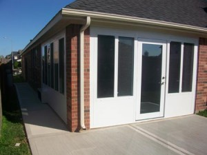 Houston Sunroom Patio Enclosures