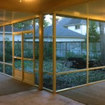 Houston Screened Porch Walls