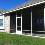 Screened in Porch Enclosures in Katy & Richmond