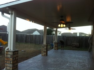 Houston Patio Covers & Covered Patios by Lone Star Patio Builders