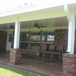 Houston Covered Patio Construction in The Woodlands, Tomball, Conroe, & Katy