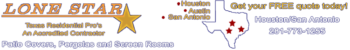 Lone Star Patio Covers Houston Austin San Antonio