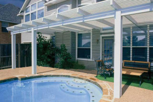Houston Pergolas by Lone Star