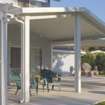 Combo Pergola With Patio Cover