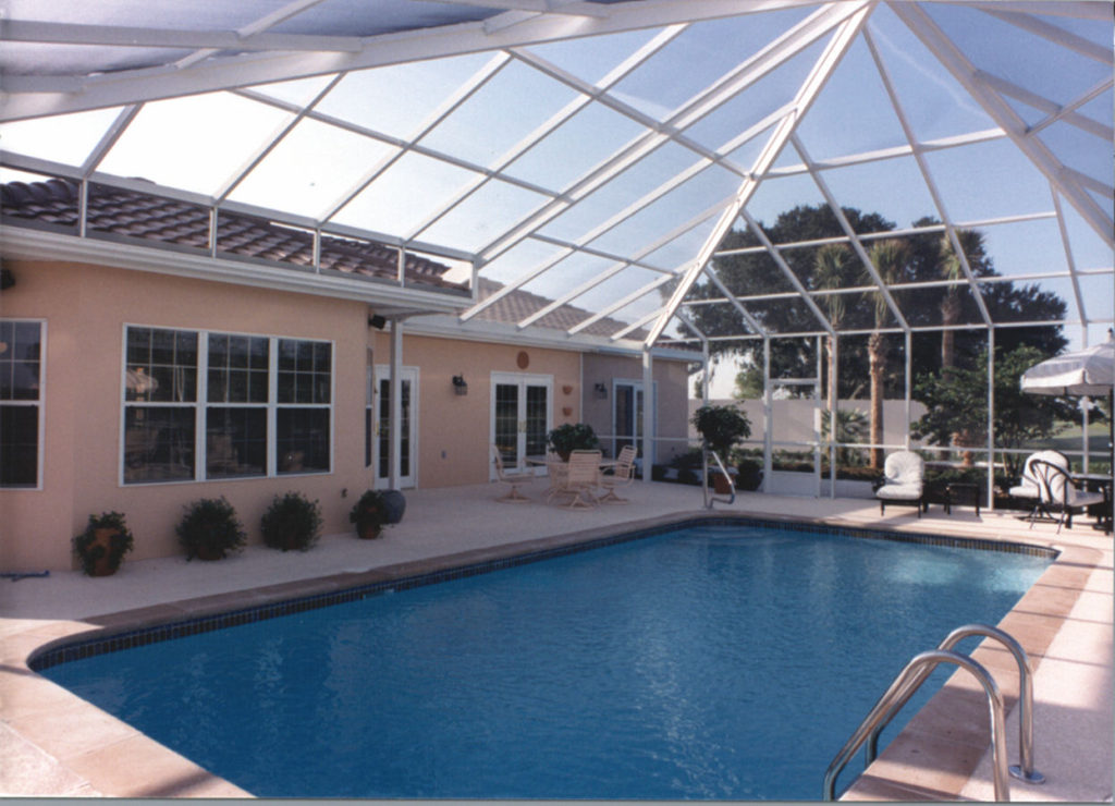 Swimming Pool Enclosures Cages Lone Star Patio Builders